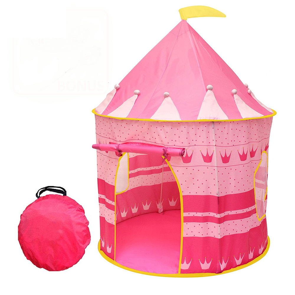 H7 Hot Sale child children boy girl indoor tipi tepee princess castle tent baby play house for kids teepee tent kids toy tents