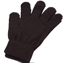 Wholesale Warm Stretchy Comfortable Magic Unisex  Winter Knitted Hand Gloves