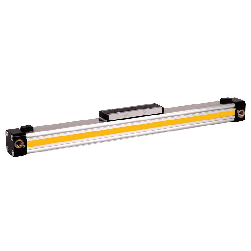 OSP Series Bore 25mm Mechanically Jointed Double Acting Rodless Pneumatic Air Cylinder