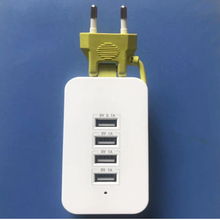 Power Streifen 1/2 Eu-<span class=keywords><strong>stecker</strong></span> 4 USB Port 1200W 250V 1,5 m Kabel Wand Tragbare Mehrere Buchse EU <span class=keywords><strong>stecker</strong></span> Outlets