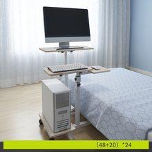 Стационарный поднос для ноутбука, поддержка Ordinateur, Портативная подставка для ноутбука Pliante, регулируемый Рабочий стол, компьютерный стол(Китай)