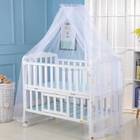 Baby Crib Mosquito Netting Holder Summer Mosquito Net Stand Crib Net Holder Universal Canopy Bed Support