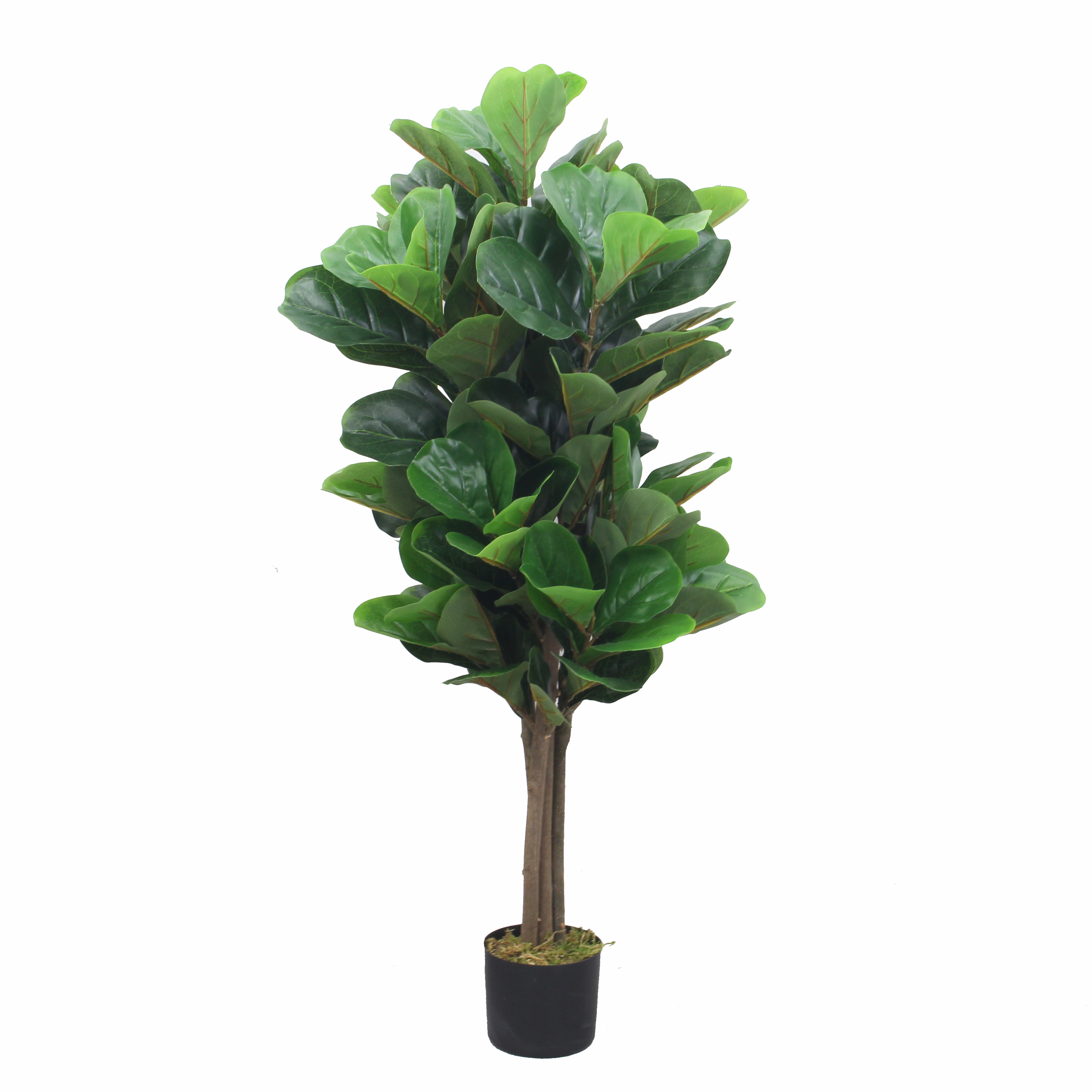 Artificial Plant For <strong>House</strong> Office Decor Fiddle Leaf Fig <strong>Tree</strong> Artificial