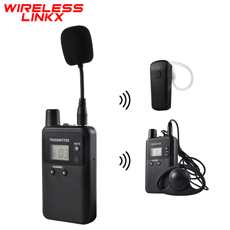 Wireless Radio Tour Guide Audio System for <strong>Communications</strong>