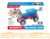 kids car toys educational window trailer truck toy magnetic blocks