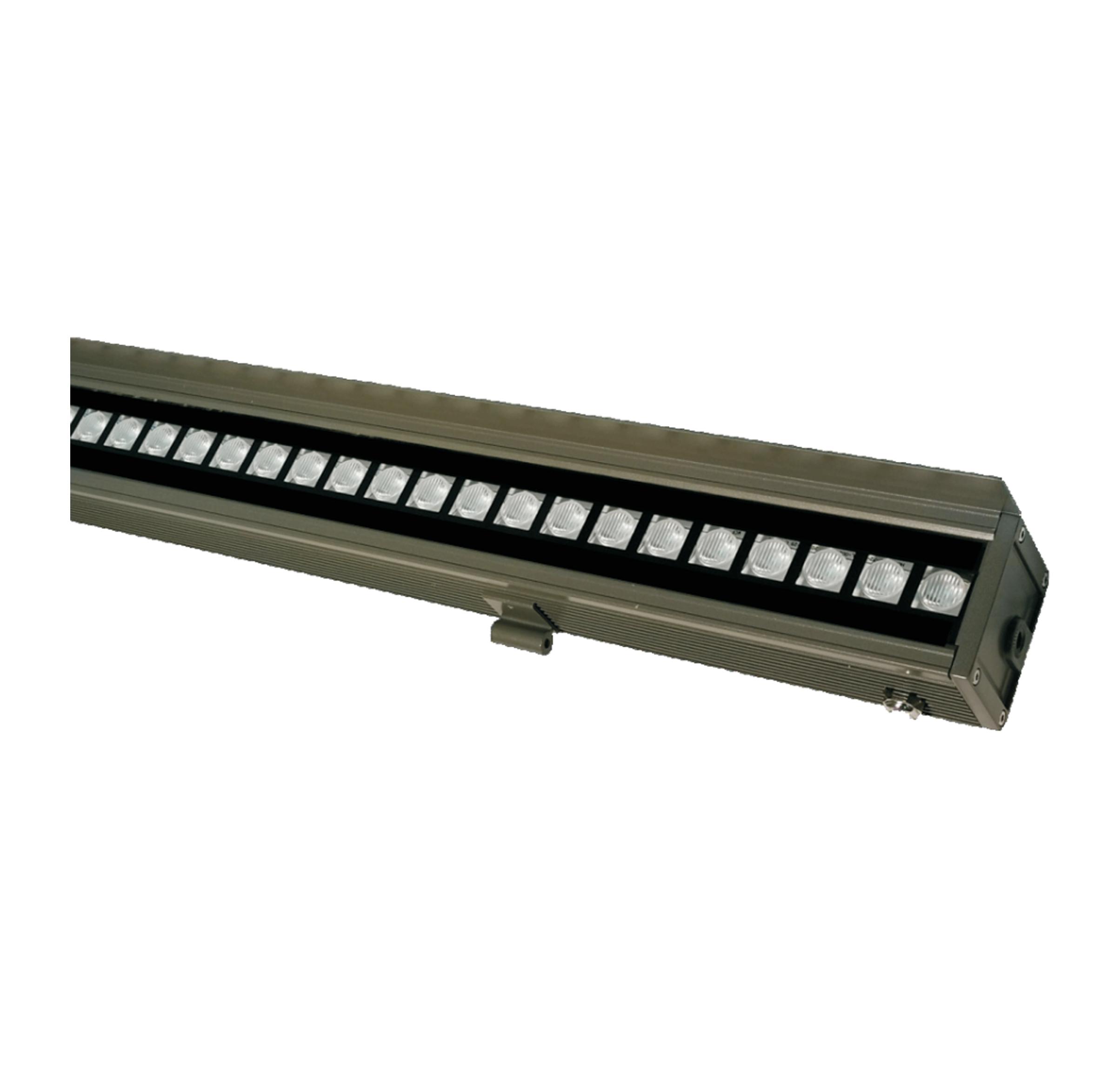 72W 90W 108W LED OUTDOOR FACADE  WALLWASHER SPOT LIGHT IP66 DMX512 RGB TUNABLE