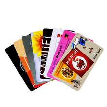 Custom Printed 13.56 MHz 플라스틱 PVC Smart Business RFID <span class=keywords><strong>NFC</strong></span> Card