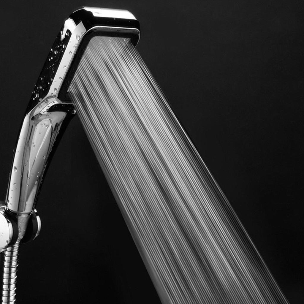 300 отверстия, квадратная душевая головка высокого давления, ванная комната, дождевая насадка, ручной душ, водосберегающая насадка для душа, ...(Китай)