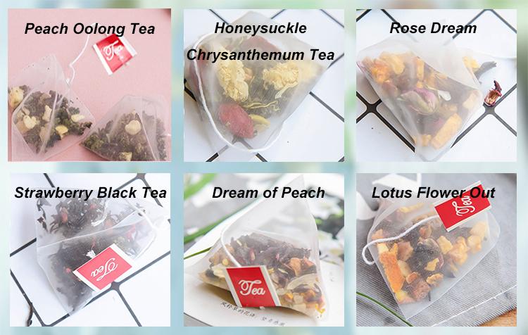 Free Sample Chinese Handmade Dried Honey Peach Oolong Apple Fruit Tea - 4uTea | 4uTea.com