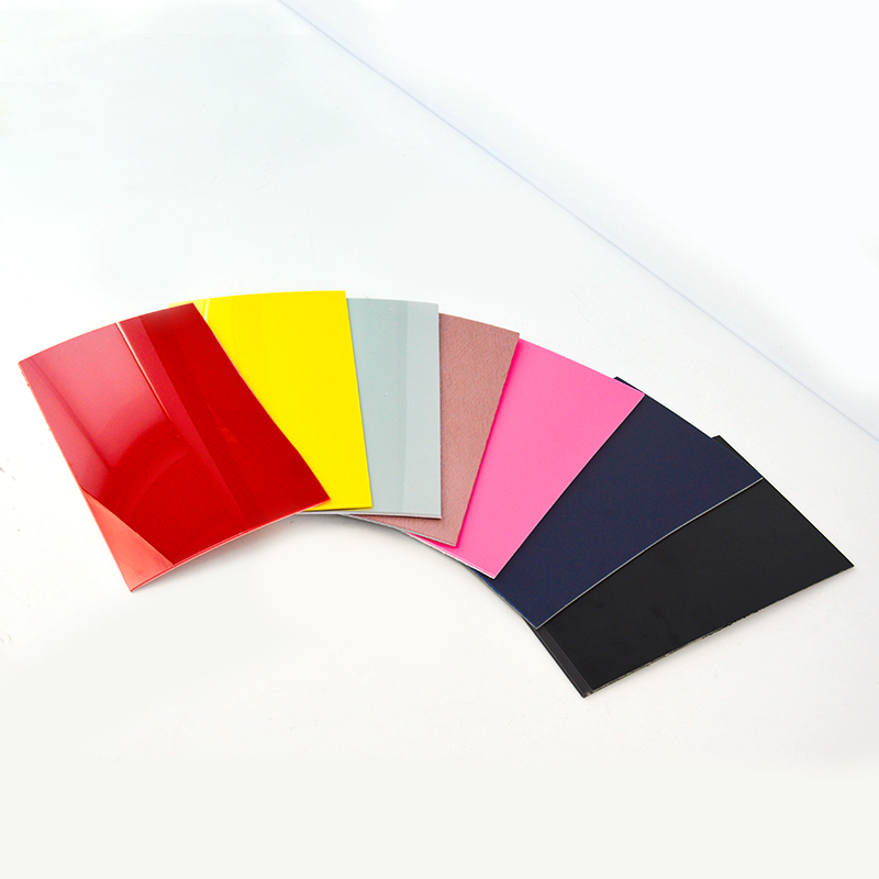 Double Color <strong>ABS</strong> Plastic Sheet Board
