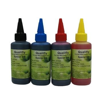 JST840 compatible refill dye ink for For CANON Inkjet Printer cartridge ink jet canon oem  black col