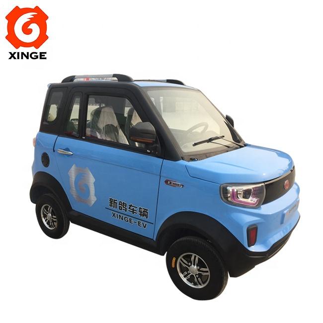 4 rad 4 tür 4 sitze elektrische motor tuktuk für passagier