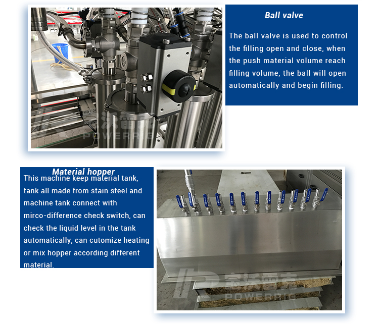 Factory price easy operate bottle oil filling machine with CE certification