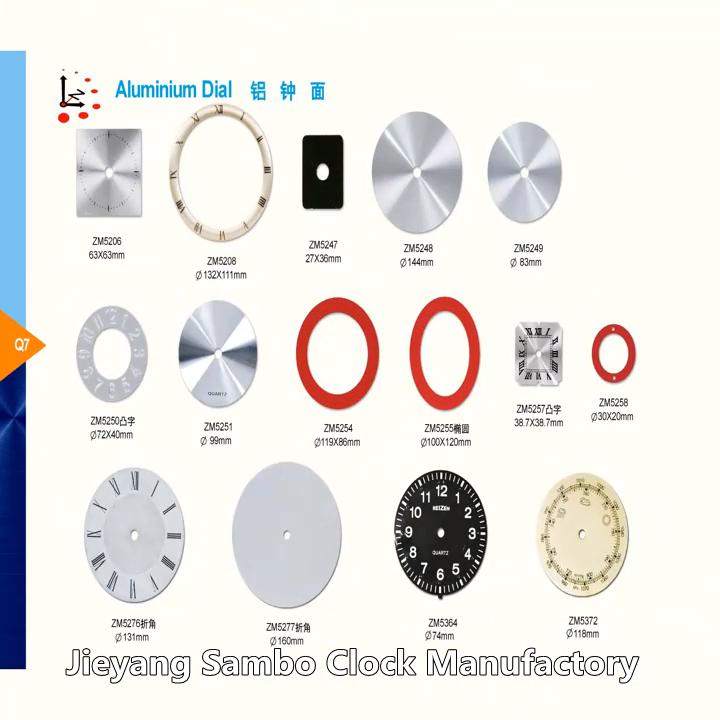aluminium Jam panggilan