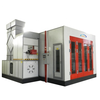 CE Approved Australia Standard Used Car Spray Paint Booth for Sale