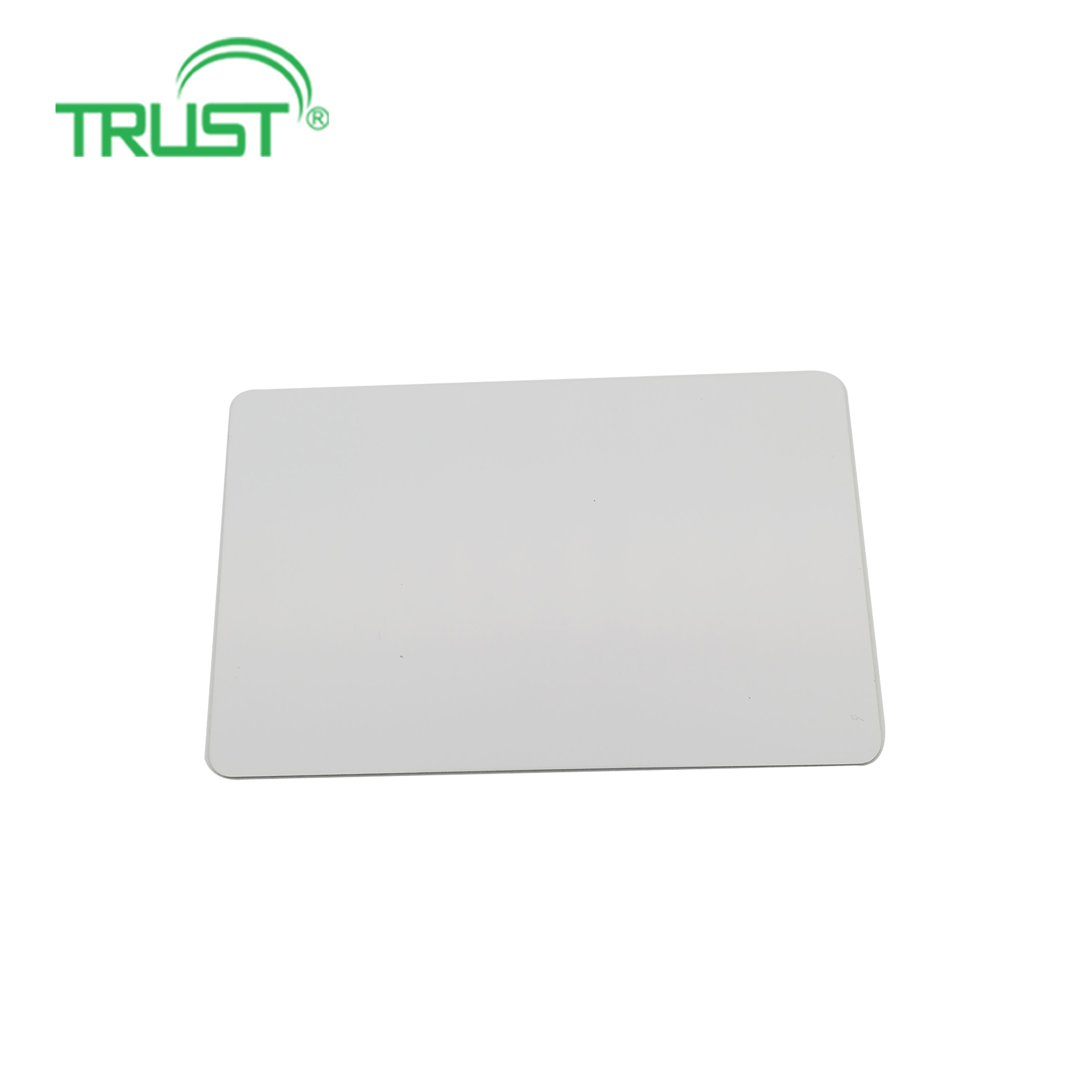 ID Card Pvc Paper 125khz bank employees id cards blank id card clear stripe