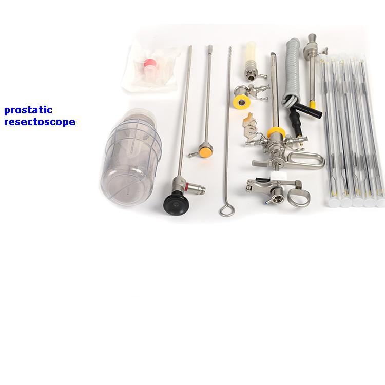 Resectoscopes hysteroscopic elektrochirurgie resectoscope set