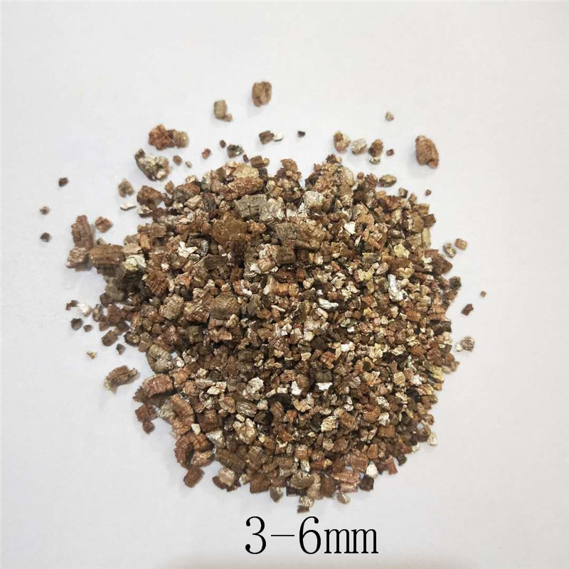 Golden Expanded Vermiculite for Agriculture and Horticulture /Vermiculite Concentrate