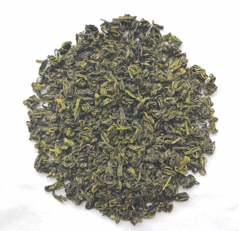 Factory Wholesale Price Organic Songluo Green Tea Sprial Shape - 4uTea | 4uTea.com