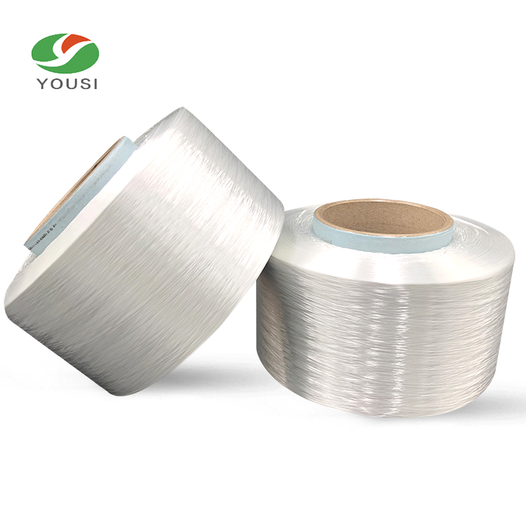 China, manufacturers,Low melting point polyester yarn for Fly knitting vamp 150 D ,150 denier low melting point polyester