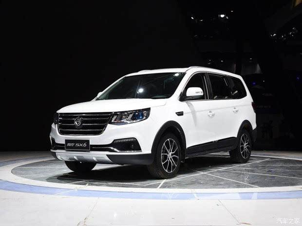 High quality and hot sale chinese SX6 suv cars /suv vehicle carros with Dongfeng suv for sale