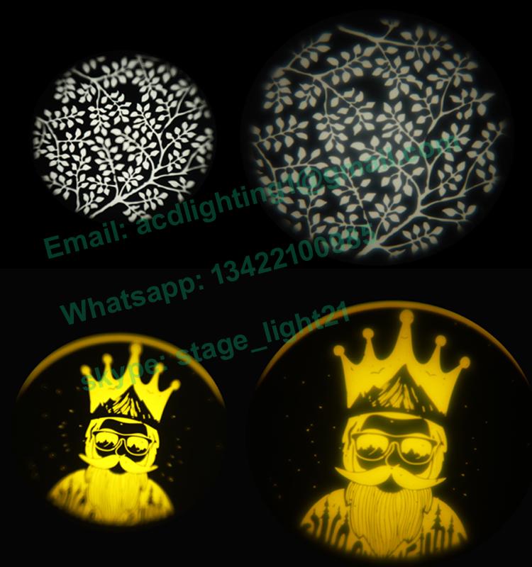 НОВЫЙ 200 Вт CRI> 90 холодный белый 5600k 19 градусов эллипсоидальный светодиодный френель сценический светильник Светильник ing