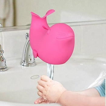 Silicone Bath Spout Cover Faucet Safety Guard - Fits Most Bathtub Spouts For Safe Bathing