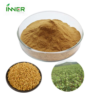 Natural Muscle Strong Fenugreek Seed Extract Powder 50% Fenusides