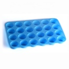 24 Cups Cake Tray Cupcake Pan Anti-stick Muffin Silicone Baking Mold