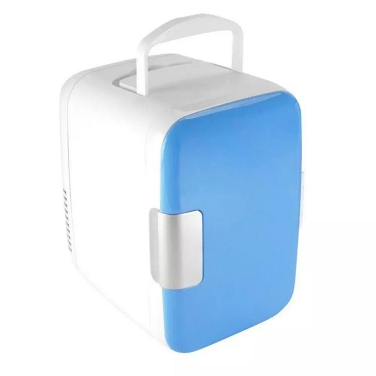 Wholesale customized DC 12V Car Travel Portable mini Fridge Freezer 4L Cooler and Warmer small refrigerator