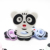 Newest Baby PandaTeether Food Grade Chew Sensory Silicone Baby Teething Toys