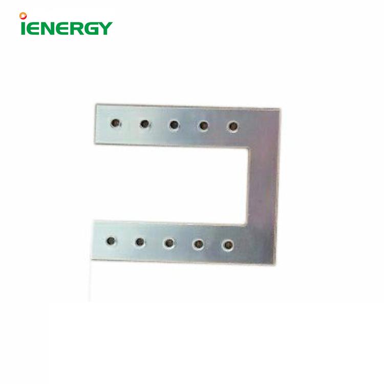 Wholesale  SUS304 Solar Clip  Solar Grounding Clip for Solar Panels Installation