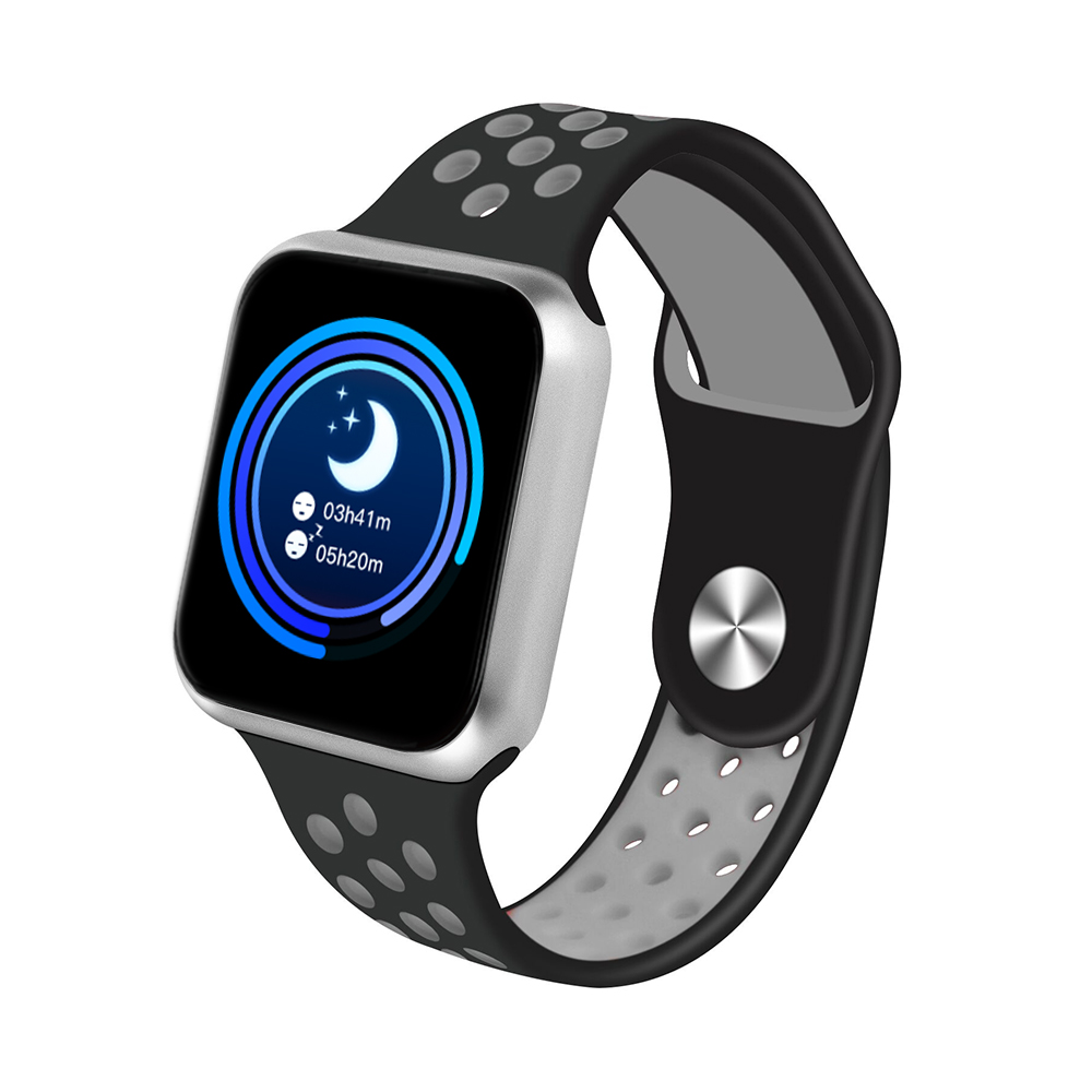 Magnetic Charging Smart Wristband Tracker With Heart Rate Monitor Fitness Tracker With Calorie Counter