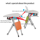 Wooden Table Folding Training Table Manufacturers Folding Training Table With Wheels