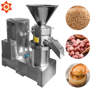 Semi-automatic Peanut Butter Machine|1200kg/h Peanut Butter Making Machine