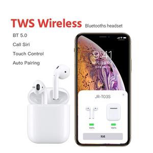Bluetooths Headset Mini true wireless Earbuds Typ c Waterproof Sports Blootooths Earphone Music Hifi Bluetooths headphones