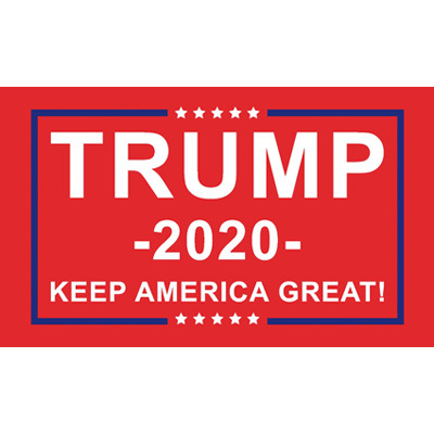 3x5 Fast Red Shipping 2020 on Tank Keep America Great For President USA Donald Trump <strong>Flag</strong>