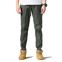 New arrival modish men's casual pants and trousers made of cotton