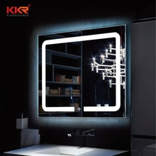Custom Smart Badkamer <span class=keywords><strong>Glas</strong></span> Led Dressing <span class=keywords><strong>Spiegel</strong></span> Decoratieve Muur Led <span class=keywords><strong>Spiegel</strong></span>