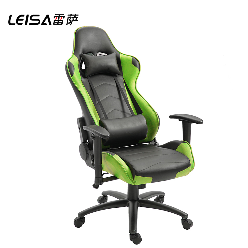 Modern Ergonomic Comfortable PC Game Racing Swivel Computer Gamer Office Chair Racing Gaming Chair