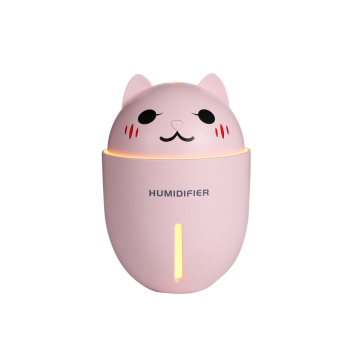 USB Cute Pet Essential Oil Diffuser 320ML Ultrasonic Humidifier Household Aroma Diffuser Aromatherapy Mist