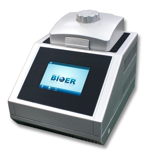DNA Test Machine Polymerase Chain Reaction Real Time PCR thermal cycler price