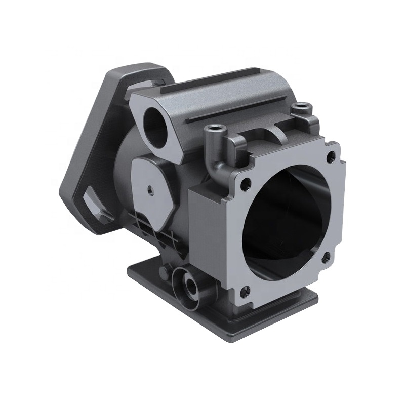 OEM Metal manufacturing plants customize machinery parts