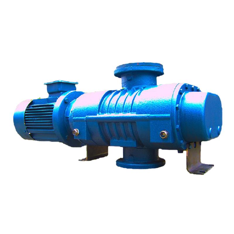 Roots Vacuum Pump VP electric value water 2 stage water ring rotary vane ac liquid heavy duty mini machines hvac high pressure