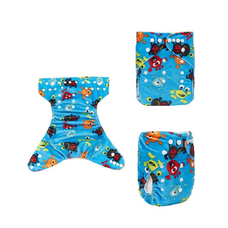 Popüler bebek cep bezi bezi kullanımlık ve ayarlanabilir bebek bezi bezi bebek bezleri