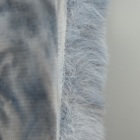 Rabbit Fur High Quality Multicolored Tie-dye Faux Rabbit Fur For Garment/ Hometextile