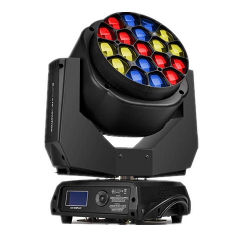 High Cost-effective Stage Lighting // LED Moving Head DJ Spot Beam Light