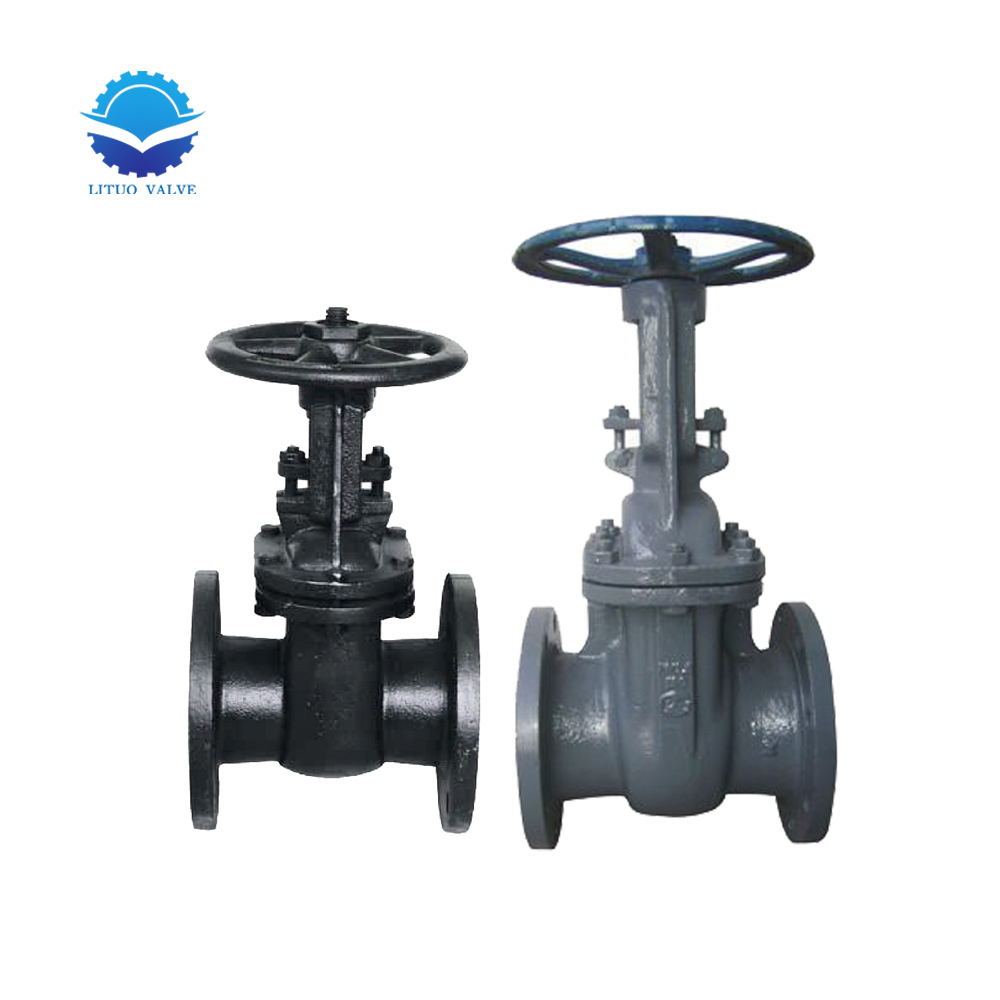 hand control russia standard stem wedge oil and gas pipe gate valve