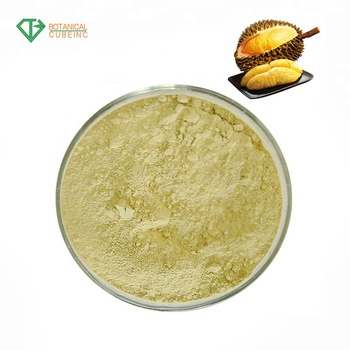 Wholesale fresh durian fruit powder freeze dried durian extract for women Supplemental nutrition.