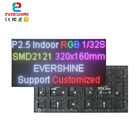 Indoor P2.5 Custom Electronic Flexible Poster Wall Board Panel Light Module Price LED Display